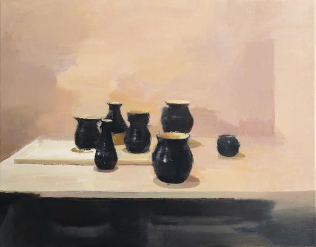 , 'Study III in the proyecto HEMEN, Bilbao,' 2018, PDP Gallery