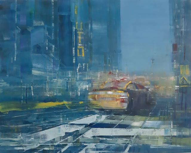 kllogjeri Fotis, 'untitled', 2020, Painting, Oil on canvas, nord.