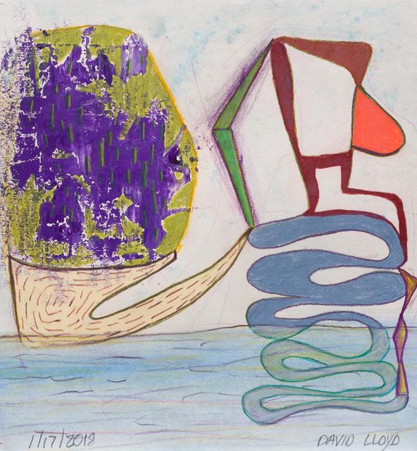 , 'Untitled (January 17),' 2018, Klowden Mann