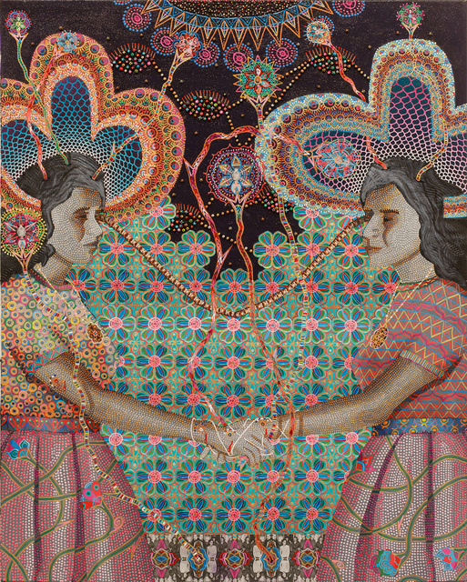 , 'Les Femmes D'Alger #73,' 2016, Lawrie Shabibi