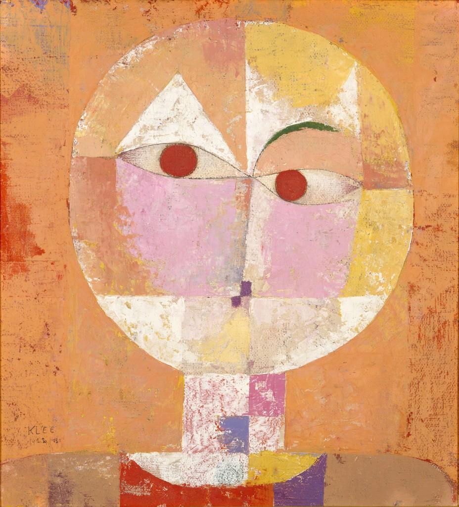 Paul Klee, 'Senecio,' 1922, ARS/Art Resource
