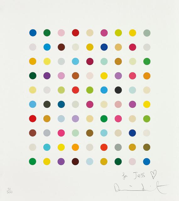 Damien Hirst, 'Untitled Spot Print', 2007, Phillips