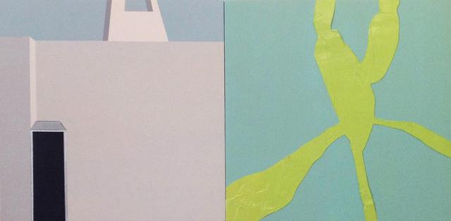 , 'Entre Laterais 13,' 2016, Luciana Caravello Arte Contemporânea