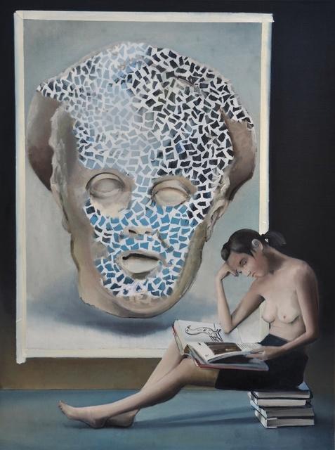 , 'Geister der Vergangenheit,' 2018-2019, Bode Gallery