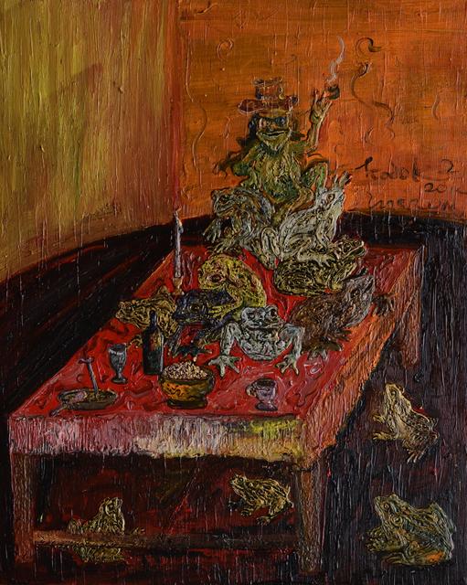 , 'Kodok Berpesta II ,' 2014, Mizuma Art Gallery