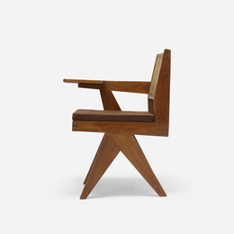 writing chair from Chandigarh