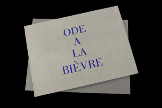 , 'Ode a la Bievre,' 2007, Zucker Art Books
