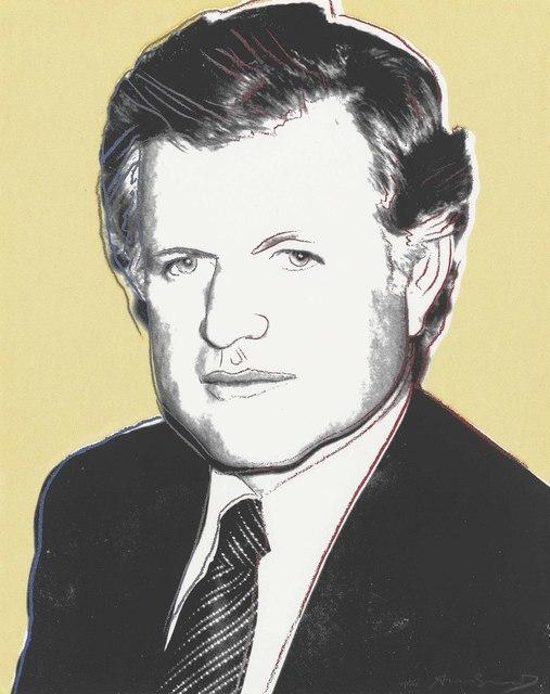 Andy Warhol, 'Edward Kennedy', 1980, Christie's