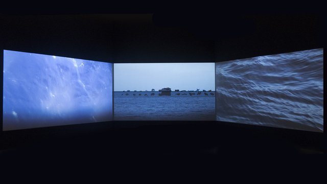 , 'Taiwan Sound Map Project Edition - Coastline 002,' 2016-2018, Lin & Lin Gallery