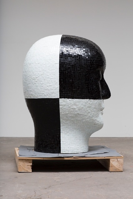 , 'Untitled Head Form 1,' 2015, Duane Reed Gallery