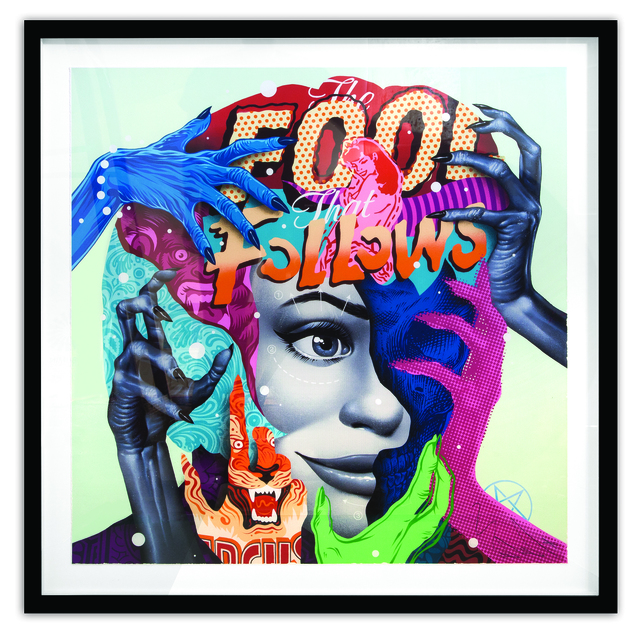 , 'The Fool That Follows,' , Subliminal Projects