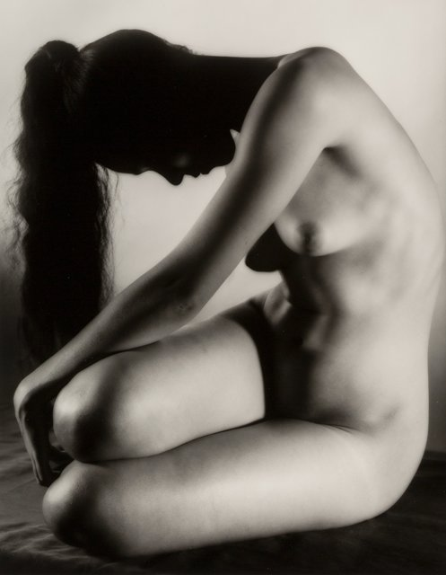 Ruth Bernhard, 'Dancer in Repose', 1951-printed later, Heritage Auctions