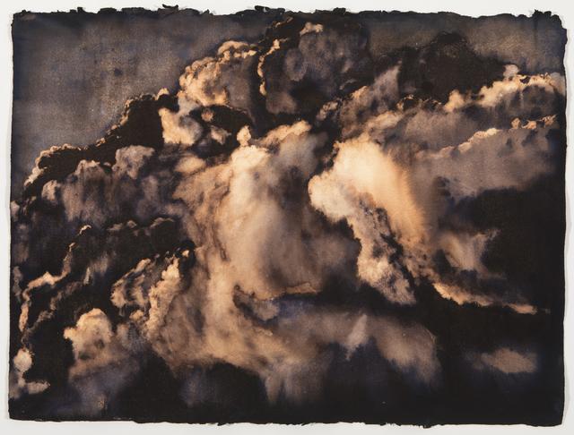 , 'Turner's Cloud,' 2017, Barnard