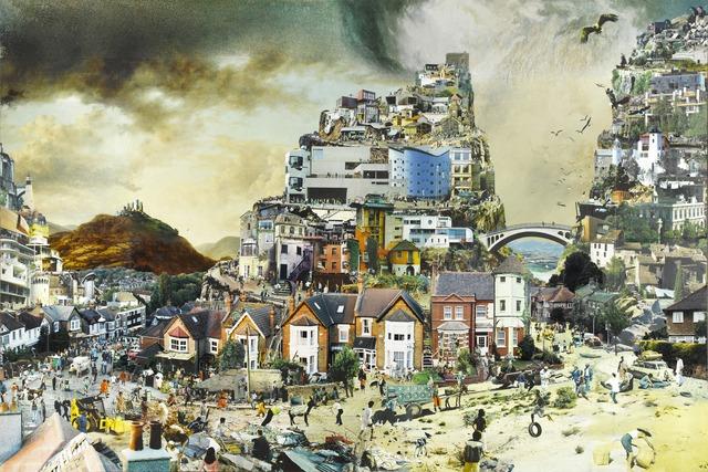 , 'The Towers of Babel II,' 2011, bo.lee gallery