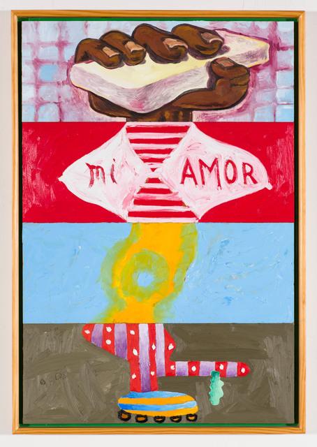 , 'Mi Amor,' 2012, Nina Johnson