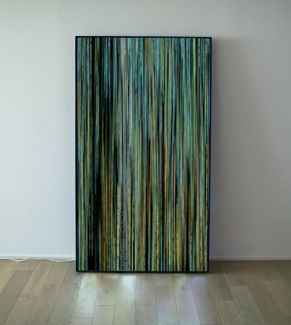 Daniel Canogar, 'Xylem', 2017, Max Estrella