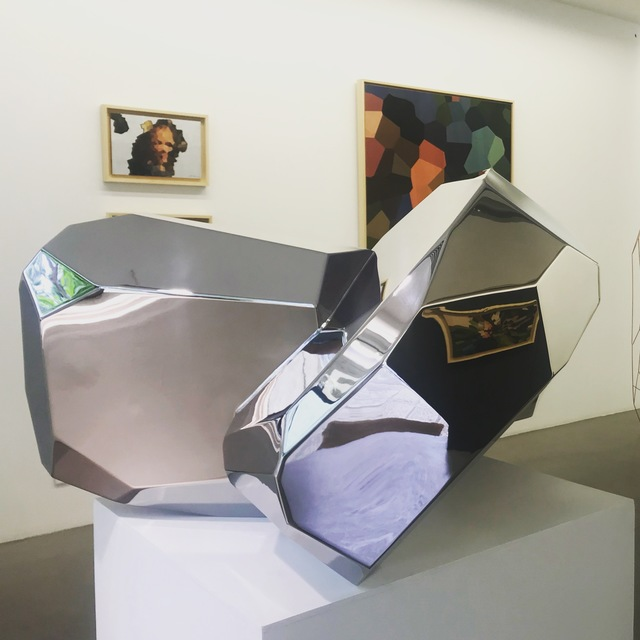 , 'RockTripleFusion 113,' 2015, Podgorny Robinson Gallery