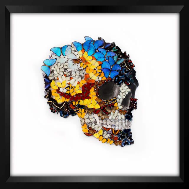 , 'My Open Mind Skull,' 2017, Eden Fine Art