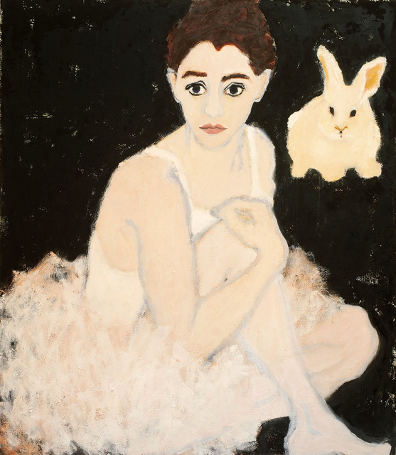 , 'Ballerina and Bunny ,' 2015, The Lionheart Gallery