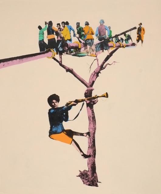 Amin Roshan, 'Soraya bakhtyari', 2013, Janet Rady Fine Art