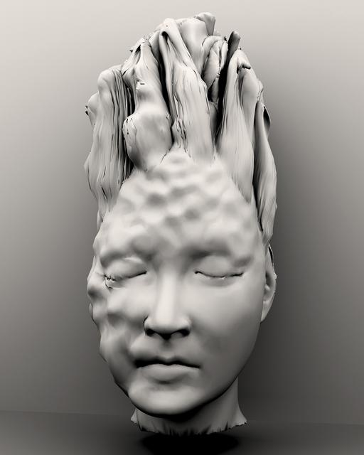, 'Medusa Silk,' 2016, Upfor