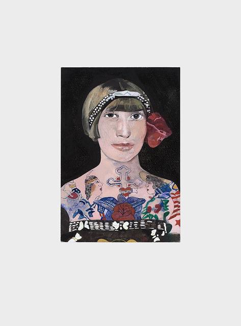 , 'Tattooed People, Gloria,' 2015, Joanna Bryant & Julian Page