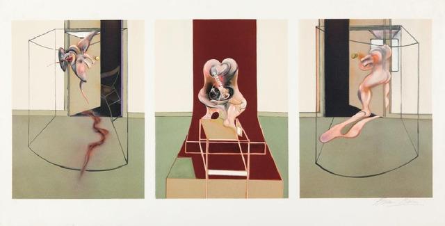 , 'Triptych Inspired by Oresteia of Aeschylus  ,' 1981, Fairhead Fine Art Limited