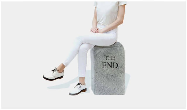 Maurizio Cattelan, 'The End (granite)', 2016, Aurifer AG