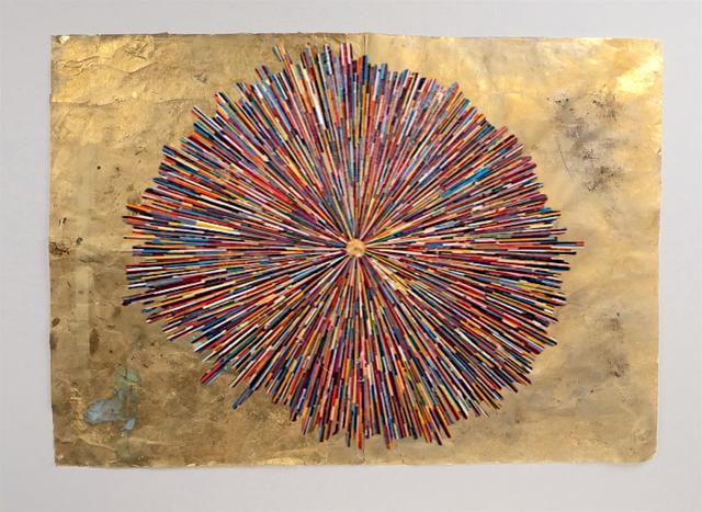 , 'Untitled (Alquimia),' 2017, 80M2 Livia Benavides
