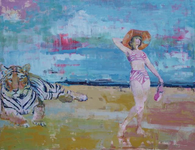 , 'Lazy sunbathers,'  , Hugo Galerie