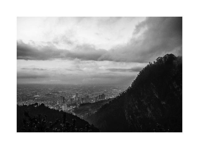 , 'De la serie Cerros Guardianes, Oteador Oriental,' 2015, Galería Sextante