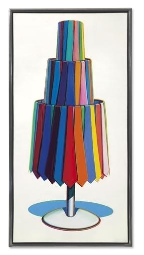 Wayne Thiebaud, 'Tie Rack', Christie's