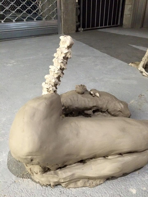 Richard Streitmatter-Tran, 'The Women and the Waq Waq', 2015, Other, Sculpture Installation, clay, mixed media, 1PROJECTS