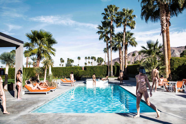 , 'The Fabulist, Palm Springs,' 2014, Bruce Lurie Gallery