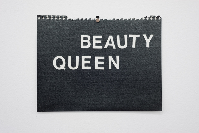 , 'Beauty Queen,' 2016, Wil Aballe Art Projects | WAAP