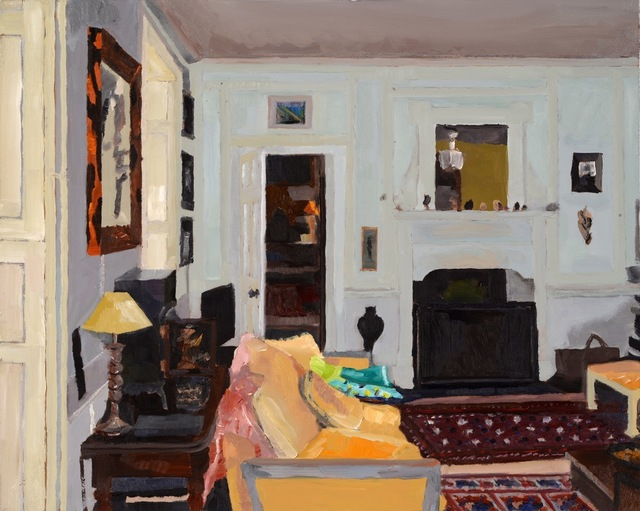 , 'Living Room with Still Light,' 2017, Mira Godard Gallery