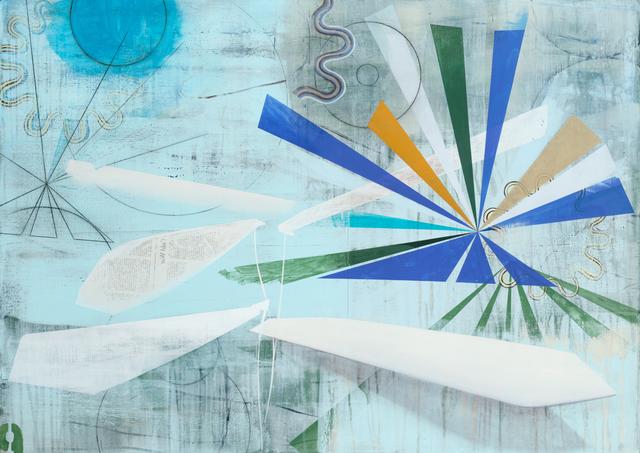 , 'Echo Niner,' 2007, Susan Eley Fine Art