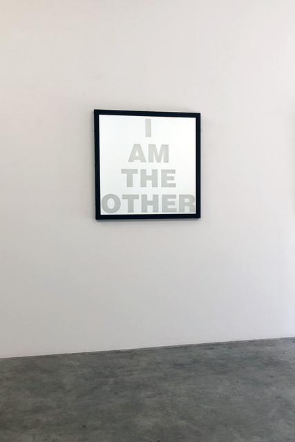 , 'I AM THE OTHER,' 2018, Quint Gallery