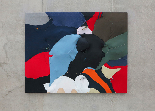 , 'Cloth painting B,' 2013 , Galleria Continua