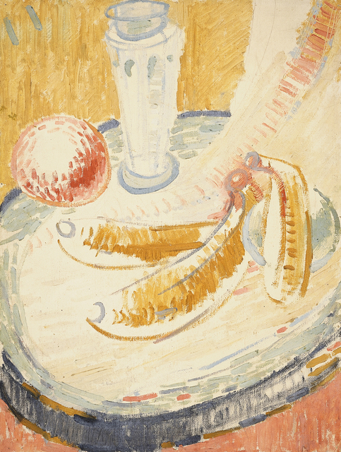 , '(Still Life with bananas),' 1934-1935, Charles Nodrum Gallery