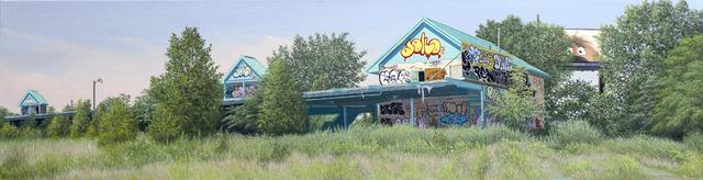 , 'Abandoned Bronx Golf Center II,' 2016, Lyons Wier Gallery