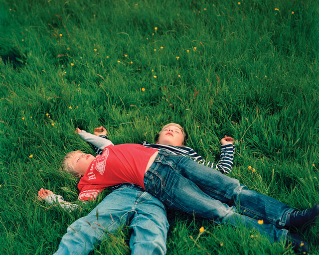 , 'Noah and David After Playing, Svinoy, Faroe Islands,' , Pictura Gallery
