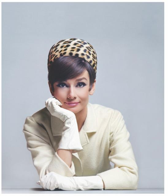 , 'Audrey Hepburn - Leopard Hat,' , Mouche Gallery