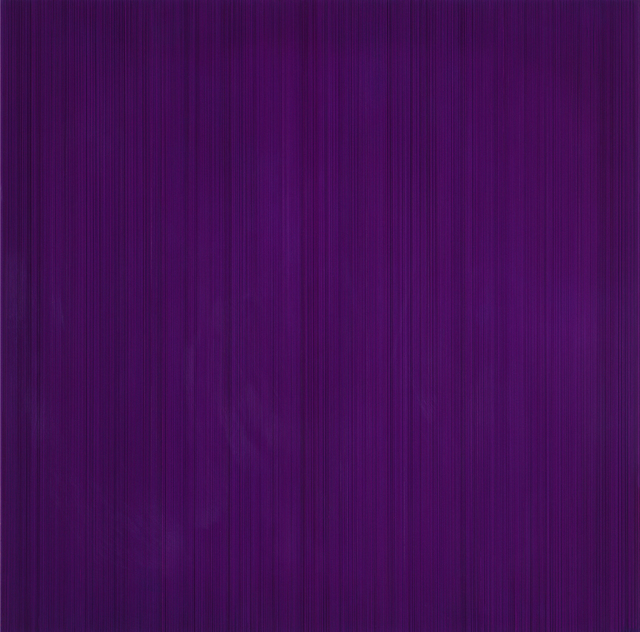 , 'who likes violet?,' 2016, Gallery LEE & BAE