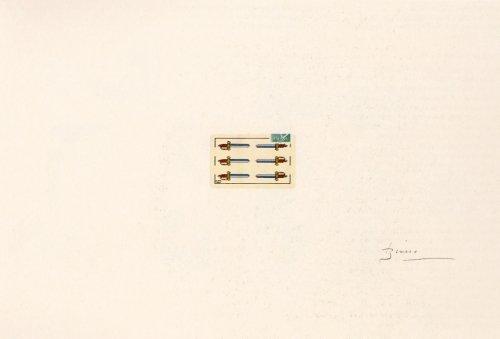 Joan Brossa, 'Portfolio 12th Anniversary of Galeria Joan Prats', 1988, Kunzt Gallery