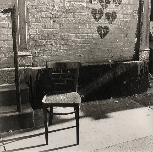 Bruce Cratsley, 'The Empty Chair', 1984, Photography, Gelatin silver print, ClampArt