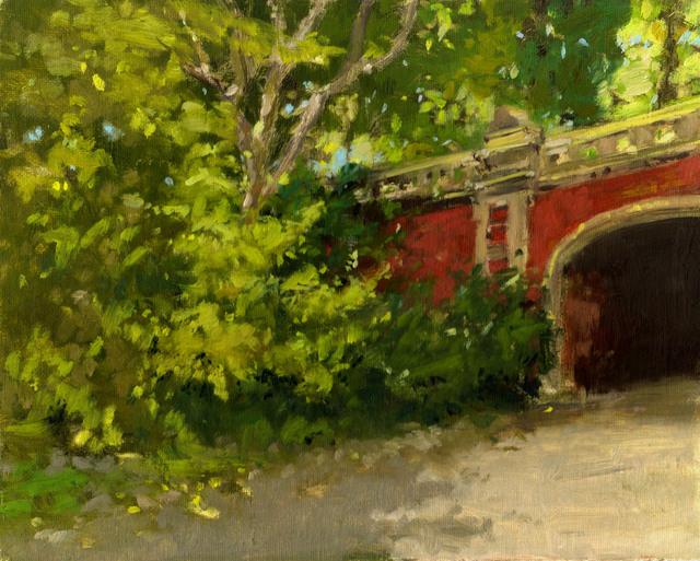 , 'Arch, Central Park,' 2010, Clyde Hogan Fine Art