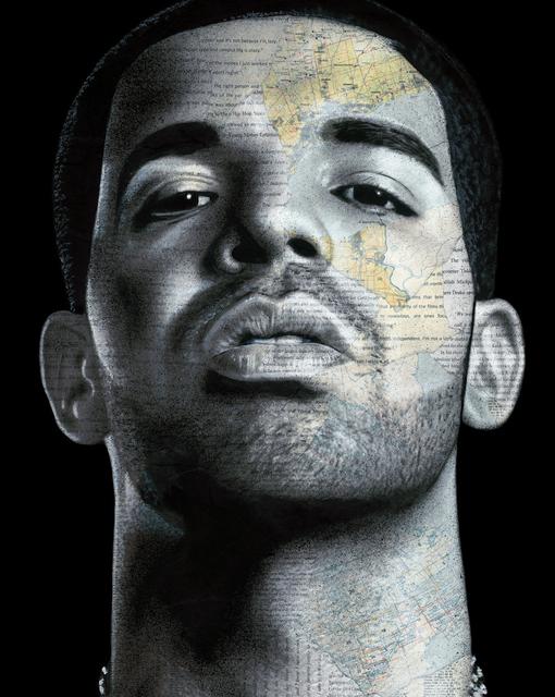 , 'Drake,' 2018, Galerie de Bellefeuille