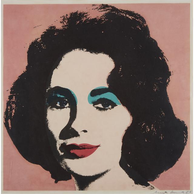 Andy Warhol, 'Liz', 1964, Freeman's