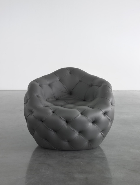 , 'Spherical Bomb Armchair (Dark Grey),' 2009, Carpenters Workshop Gallery